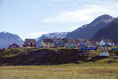 Narsaq Royalty Free Stock Image