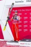 narta puchar świata 28 Bormio Włochy, Audi FIS Grudnia 2017 - zdjęcia stock