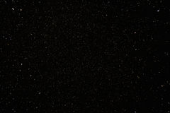 Narural Real Night Sky Stars Background Stock Image