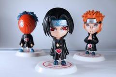 Naruto di modello Fotografie Stock Libere da Diritti