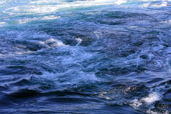 Naruto whirlpools in Pacific ocean, Osaka, Japan Royalty Free Stock Photos