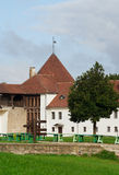 narva крепости эстонии Стоковая Фотография RF