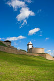 Narva castle Stock Photos