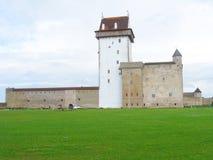 Narva Castle Royalty Free Stock Photo