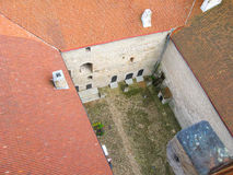 Narva Castle royalty free stock photography