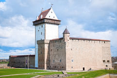 Narva castle Royalty Free Stock Photography