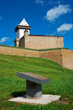 Narva castle. Estonia Royalty Free Stock Photography