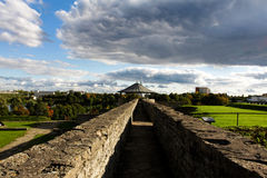 Narva castle Royalty Free Stock Photo