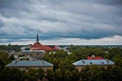 Narva, Estônia Imagem de Stock Royalty Free