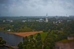 Narva, Estônia Imagens de Stock Royalty Free
