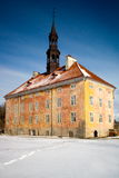 Narva Town Hall. royalty free stock photography