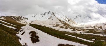 Narvani peak, Georgia Royalty Free Stock Photo