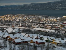 Narvik Stock Photo