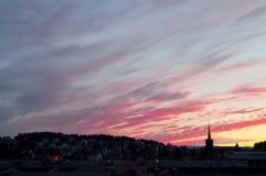 Narvik Fotografering för Bildbyråer