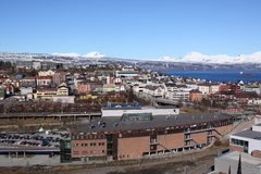 NARVIK, NORWAY DAY TRIP. Abisko day activity Royalty Free Stock Photography