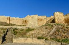Naryn-Kala forteca w Derbent Zdjęcia Stock