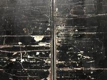 Narys na windy drzwi Zdjęcie Stock