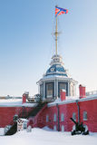 Naryshkin bastion. St.-Petersburg. Russia Royalty Free Stock Images