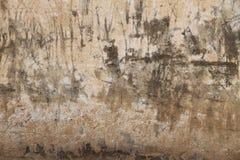Narysy na ścianie cement zdjęcia royalty free