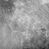 Narysy na metalu Czarny i biały tło obrazek Fotografia Stock