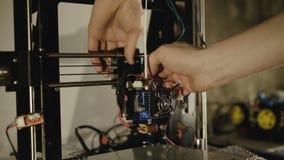 Narządzania 3D drukarka dla pracować 4K zbiory