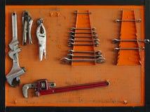 Narzędzia dla Samochodu Zdjęcia Stock