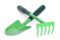 narzędzia ogrodnicze obraz royalty free