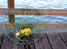 narzędzia połowowe fotografia stock