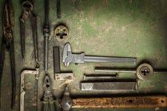 narzędzia starzy narzędzia Zdjęcia Stock