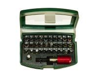 narzędzia w pudełku Obrazy Stock