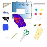 Narzędzia dla target201_0_ Obrazy Royalty Free