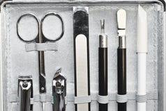 Narzędzia manicure Obraz Stock