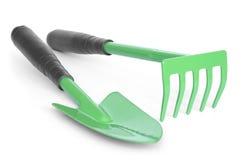 narzędzia ogrodnicze Fotografia Royalty Free