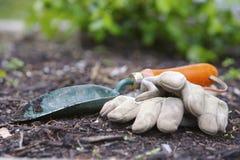narzędzia ogrodnicze Zdjęcia Stock