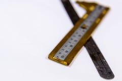 narzędzia pomiarowego Fotografia Stock