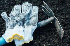 narzędzia pracy w ogrodzie Zdjęcie Royalty Free