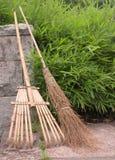 narzędzia pracy w ogrodzie Obrazy Stock