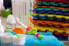 Narzędzie i zabawka dla dziecka Zdjęcie Stock