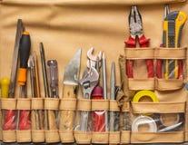 narzędziowy zestaw Obraz Stock