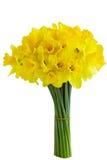 Narzissen-Blumenstrauß Lizenzfreie Stockfotos