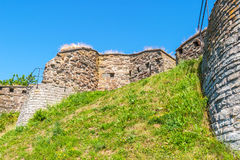 Nas castle. On Visingso in Sweden Royalty Free Stock Images