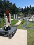 NASA на более малом масштабе Стоковые Фото