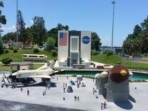 NASA ad un su scala ridotta Immagine Stock Libera da Diritti