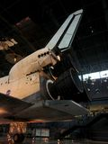 NASA Air and Space Museum Shuttle Stock Photo