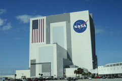 NASA building Royalty Free Stock Image