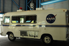 NASa car Royalty Free Stock Photo