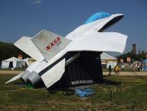 NASA Float Stock Images