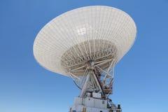 NASA Goldstone 70 metres Zgłębia stację kosmiczną Obraz Royalty Free