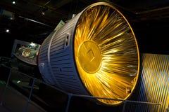 NASA Ludzka przygoda wystawa Zdjęcia Royalty Free