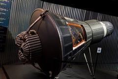 NASA Ludzka przygoda wystawa Zdjęcie Stock